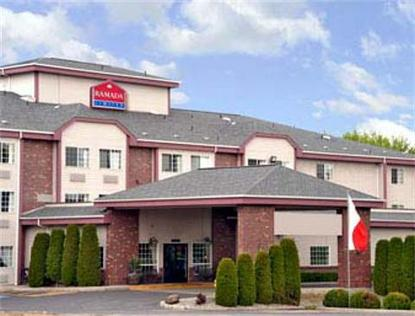 Ramada Inn And Suites Spokane