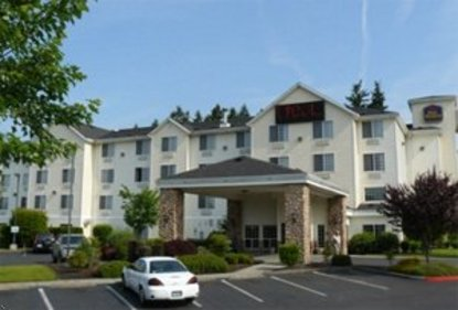 Best Western Vancouver Mall Drive Hotel & Suites