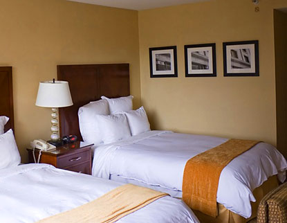 Charleston West Virginia Hotels