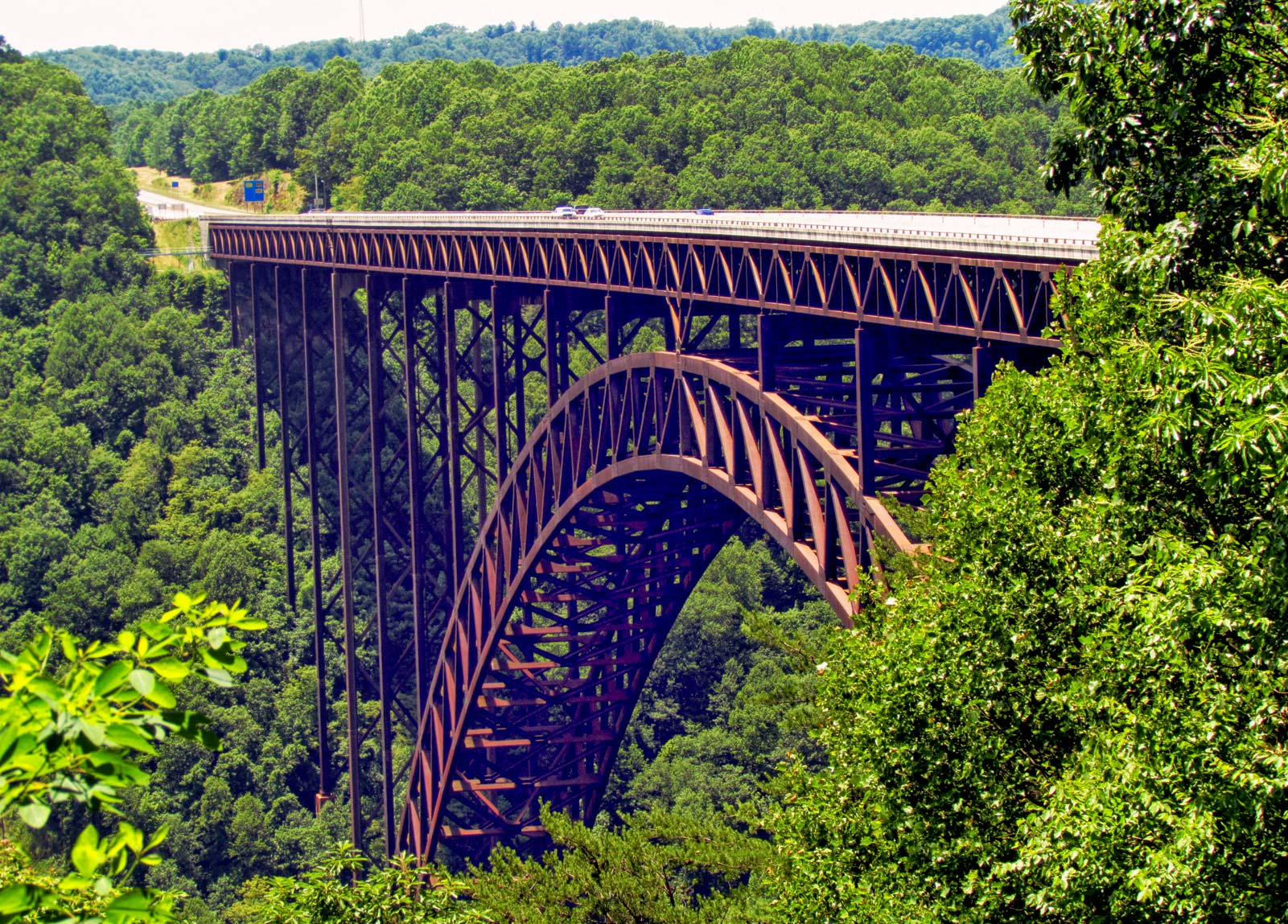 New River Gorge Bridge New River Bridge West Virginia