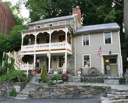 West Virginia Bed and Breakfasts