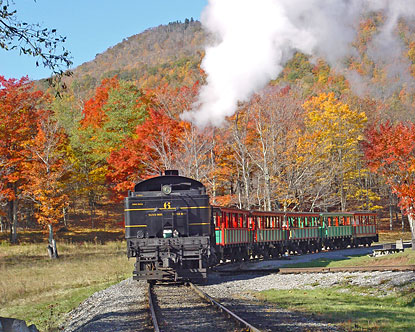 West Virginia Train Rides