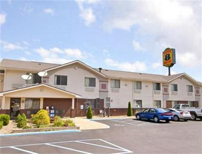 Super 8 Motel   Weston