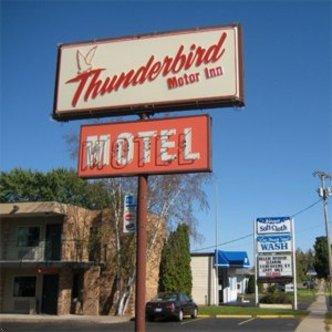 Thunderbird Motor Inn Baraboo