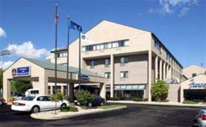Best Western Inntowner And The Highland Club