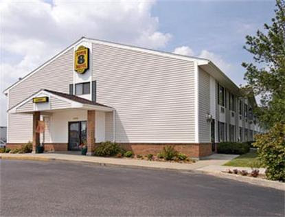 Super 8 Motel   Portage