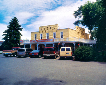Cody Wyoming Accommodations