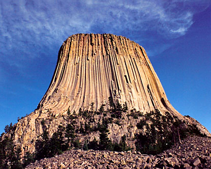 Devils Tower National Mounument