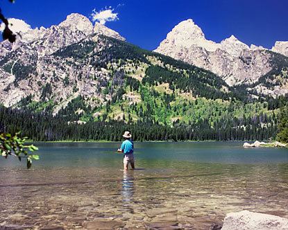 Rocky mountains wyoming for Cody wyoming fly fishing