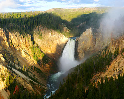 After record-setting summer, Yellowstone goes quiet for fall
