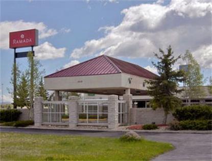 Ramada Center Hotel   Laramie