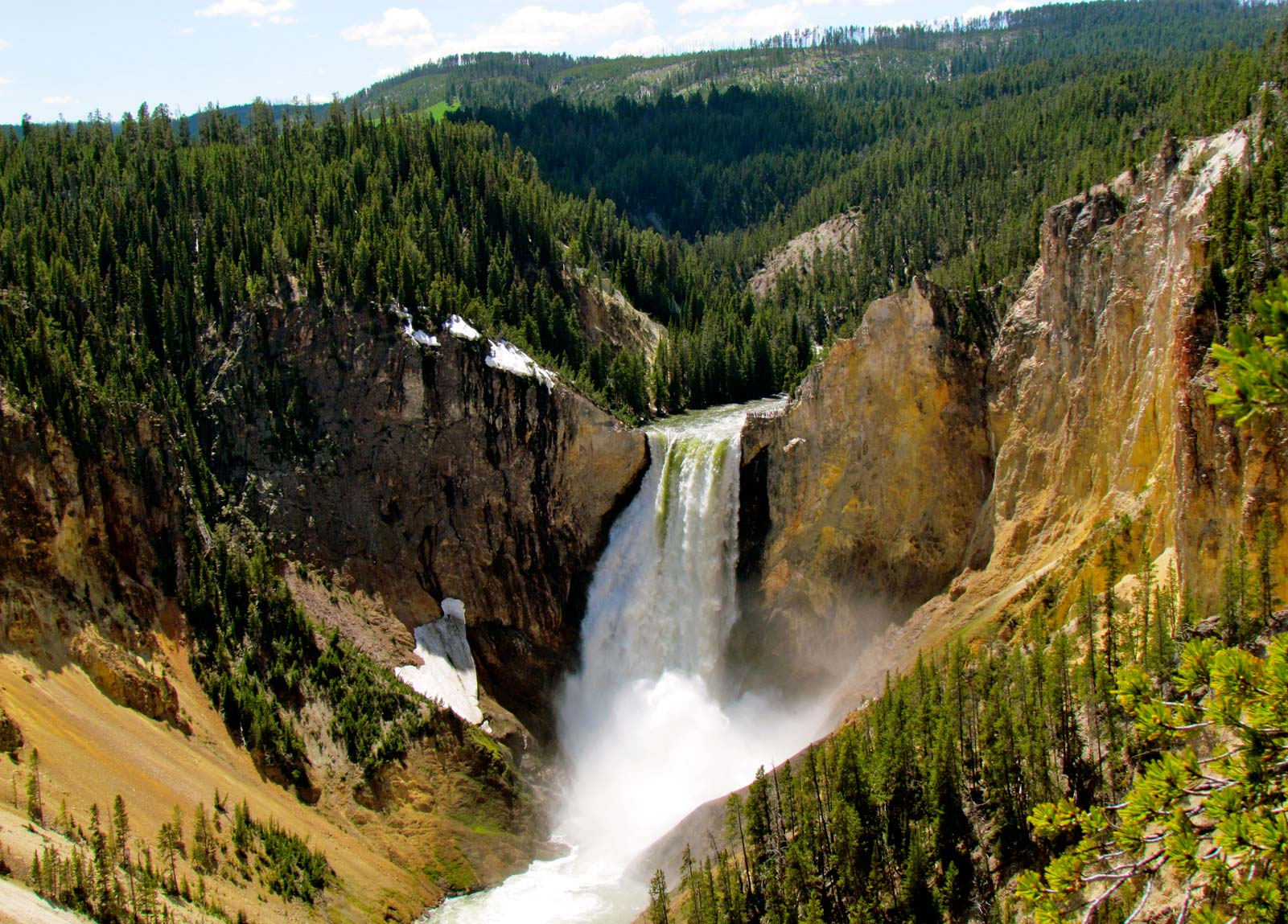 yellowstone campgrounds - camping in yellowstone national park