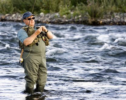 yellowstone lake trout fishing guides