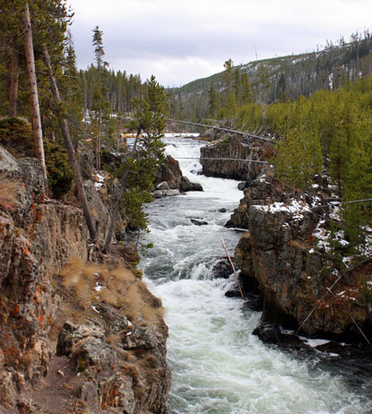 Madison Yellowstone