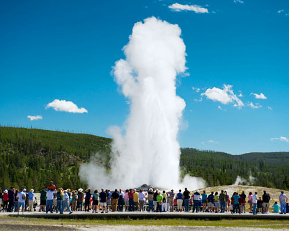 Old Faithful Facts
