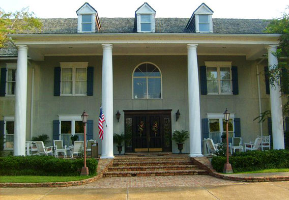 Hotels in Gulfport MS - Magnolia Plantation Hotel