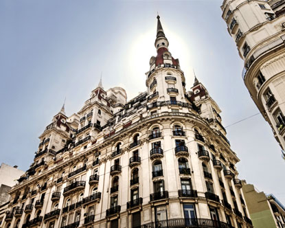 Hotels in Downtown Buenos Aires