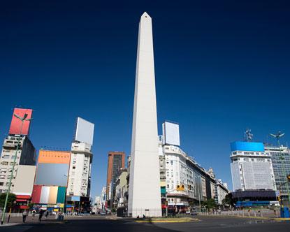 Obelisco Buenos Aires Plaza De La Republica