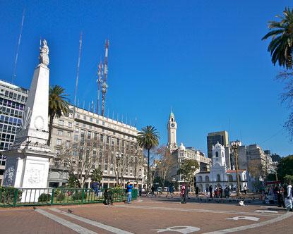 Plaza De Mayo Las Madres De La Plaza De Mayo