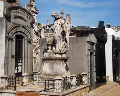 Recoleta Cemetery Facts About Recoleta Cemetery