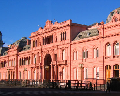 all about the famous places argentina architecture