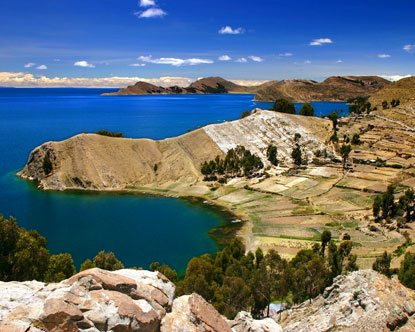 Suggested Itinerary Bolivia
