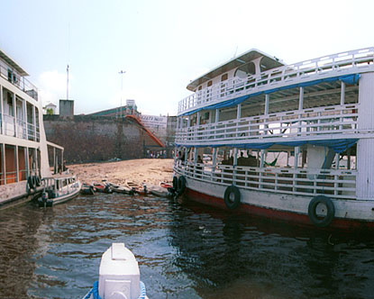 Riverboat Tours of the Amazon Virtual Tour