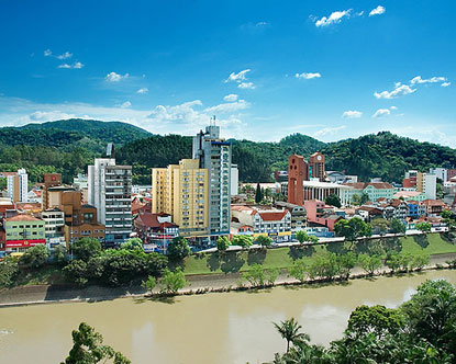 Blumenau Virtual Tour