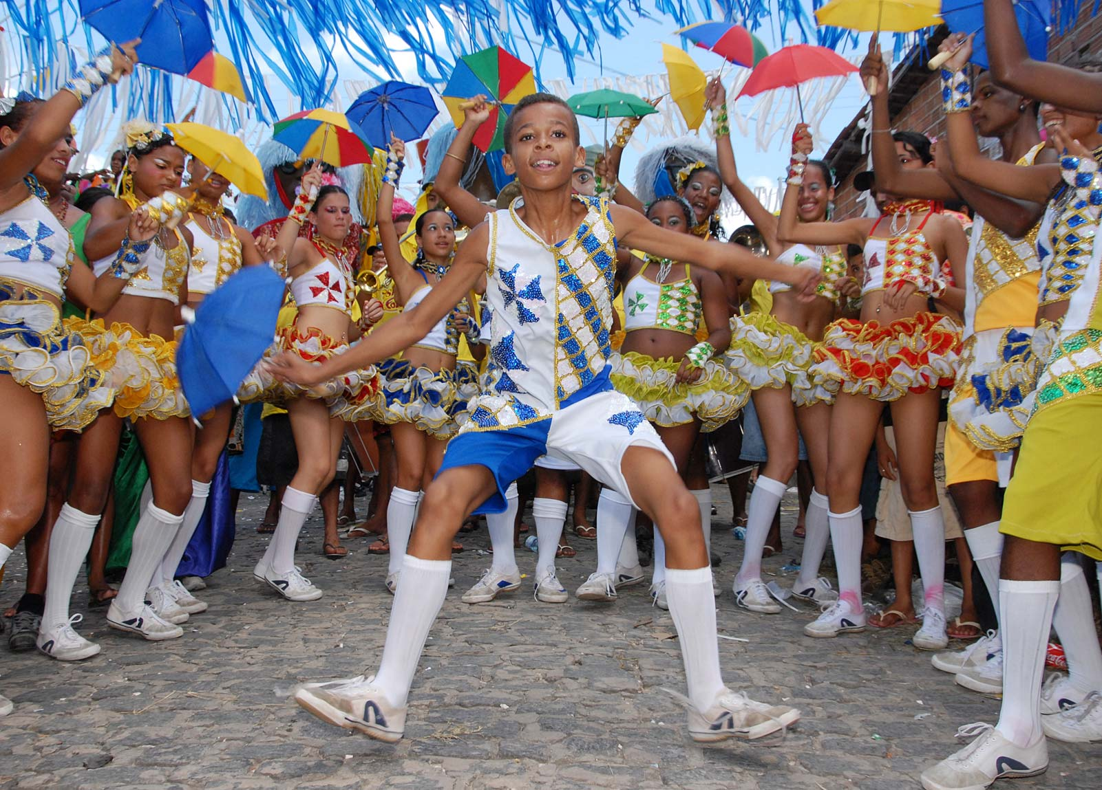 Brazilian People And Culture Brazilian culture is one of