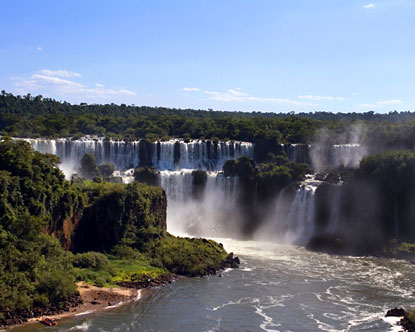 Iguazu Falls Virtual Tour