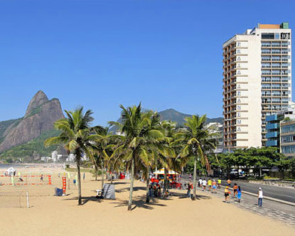 Ipanema Beach Hotels