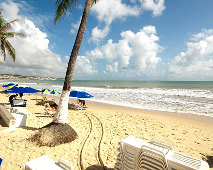 Town And Country Insurance >> Ponta Negra Beach - Natal Beaches