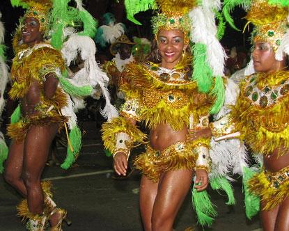 Samba Dance Brazilian Samba