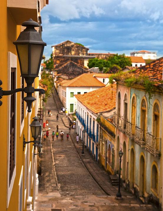 Sao Luis Maranhao Sao Luis Brazil