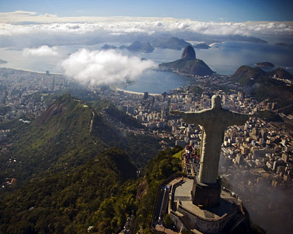 Suggested Itineraries For Brazil Brazil Vacation Itineraries