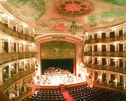 Manaus Opera House Virtual Tour