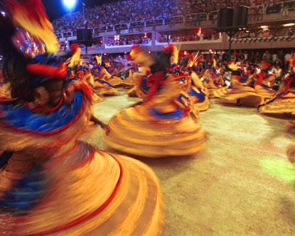 Brazil Festivals - Rio Festivals