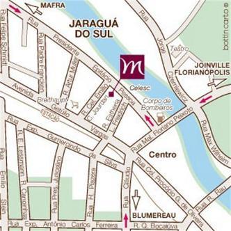 Parthenon Jaragua Do Sul Century Suite Hotel