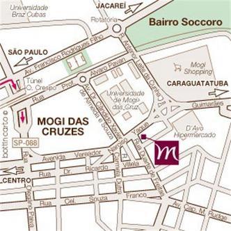 Parthenon Mogi Das Cruzes Antares