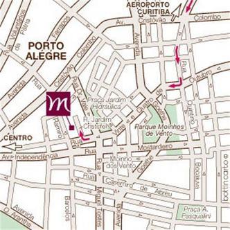 Parthenon Porto Alegre Il Giardino