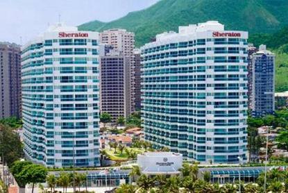 Sheraton Barra Hotel & Suites