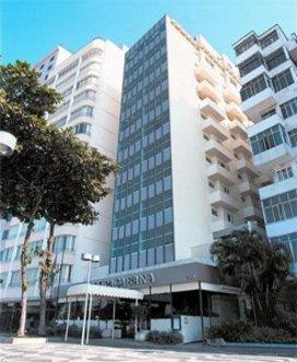 Tulip Inn Copacabana