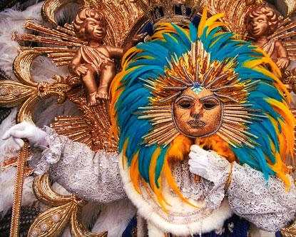 Rio de Janeiro Carnival Costumes