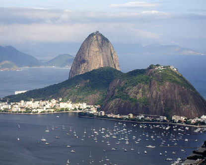 Sugarloaf Mountain Brazil Sugarloaf Mountain Tram Tours