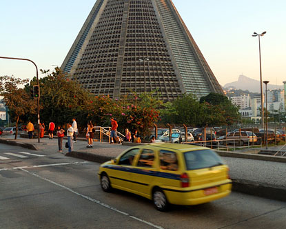 Rio Airport Taxis
