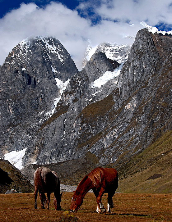 Andes Mountains Facts