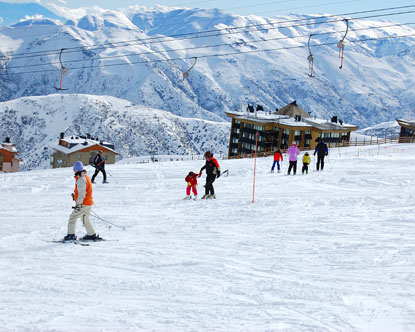 Chile Ski Resorts