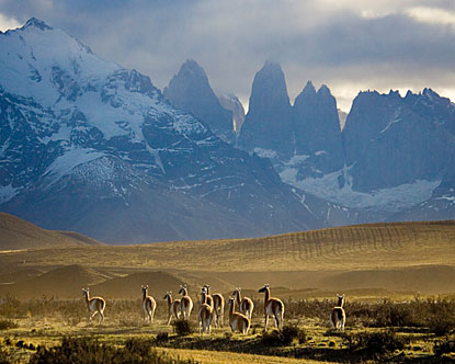 Najveće pustinje na svetu  Patagonia