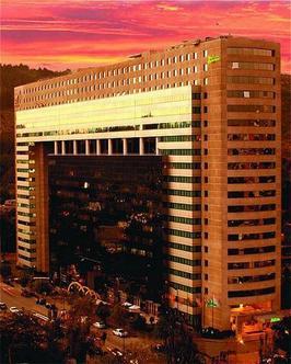 Radisson Plaza Santiago Hotel