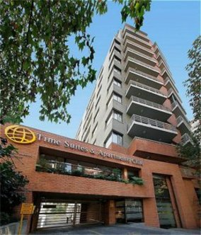 Time Suites And Apartments Chile